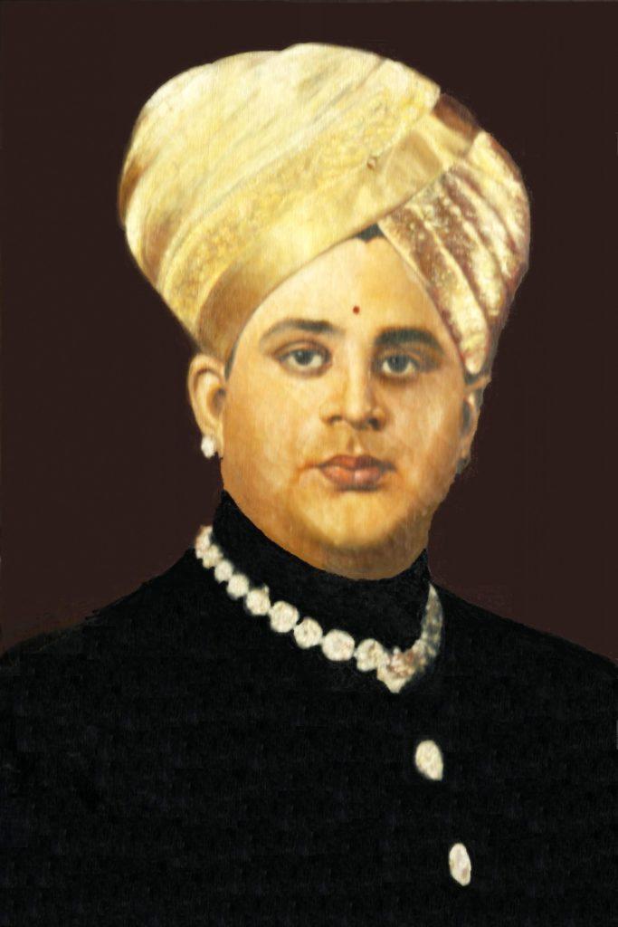 Maharaja of Mysore Jayachamarajendra Wadiyar
